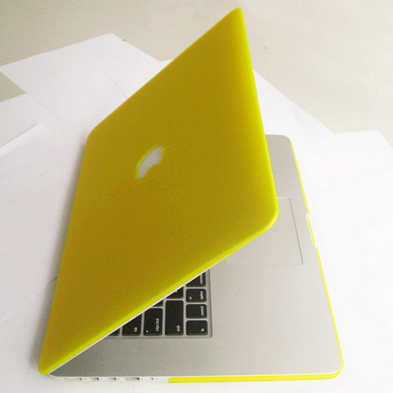 hot sale online 3c474 d6ea7 Details about Matte Black Hard Case Cover Clip Housing Protector fr Apple  MacBook Pro 15 A1398