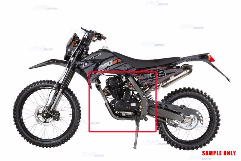 250cc Zongshen OHC Air Cooled Engine motor bike motorbike