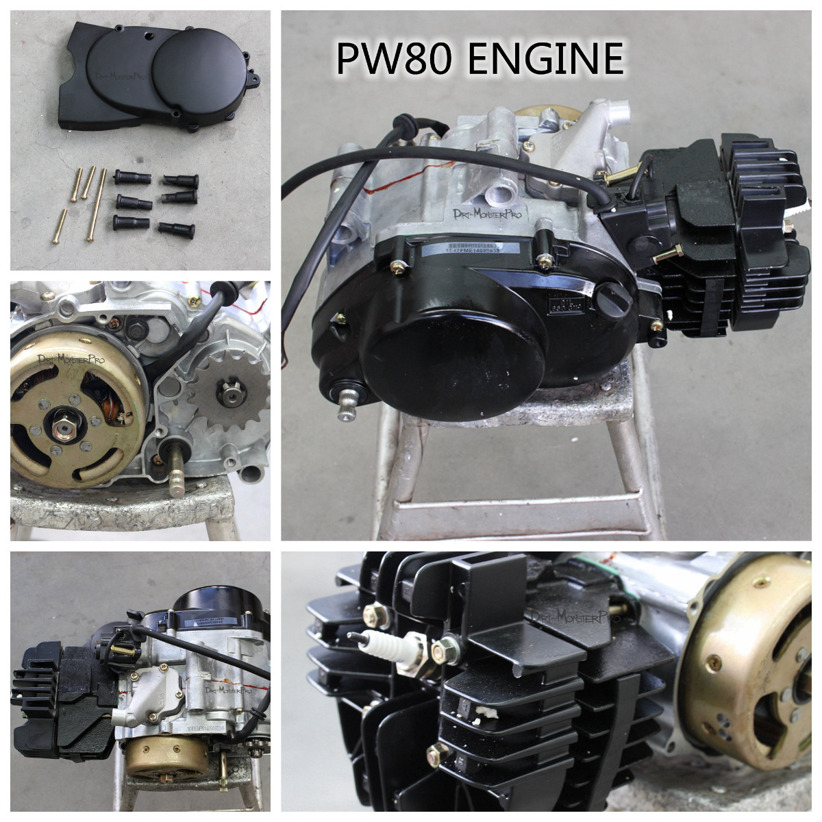 tdr py80 pw80 80cc pw py 80 engine motor for yamaha. Black Bedroom Furniture Sets. Home Design Ideas