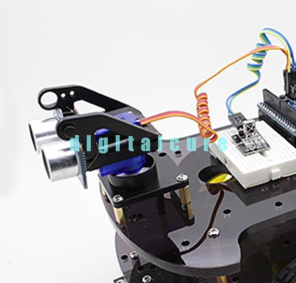 Guide FPV Gimbal Pan Tilt Camera Platform Mount w//wo SG90 MG90S Servos RC