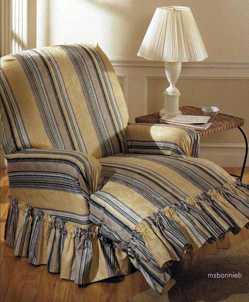 Sofa Chair Recliner Covers Slipcovers Amp Pillow Pattern Ebay