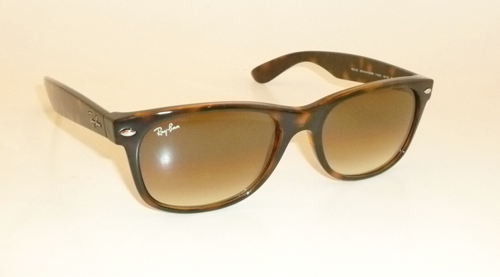 96176443b096a Details about New RAY BAN Sunglasses Tortoise WAYFARER RB 2132 710 51  Gradient Brown 55mm