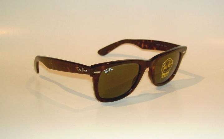 14d428a74a New RAY BAN Original WAYFARER Sunglasses Tortoise RB 2140F 902 G-15 ...