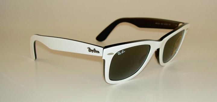 6e5e3291a0 Ray Ban 2140 White Wayfarer 956 50mm « Heritage Malta