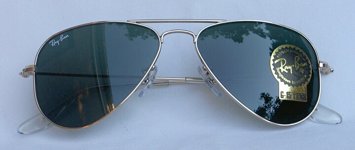 ray ban small aviator 3044