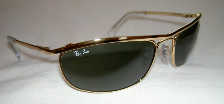 Predator Ban 3119 Frame Rb About 15 Lenses Ray 001 G 59mm Details Olympian Gold Sunglasses WQrdxoeCB