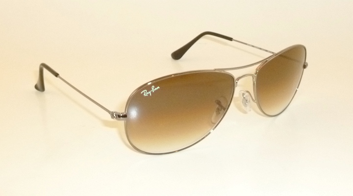 e2e894957f Ray Ban Cockpit Gunmetal Brown Gradient « Heritage Malta