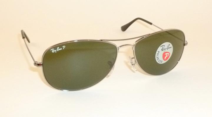 a51a3d05aca Ray Ban Cockpit Sunglasses Rb 3362 Polarized Lenses « Heritage Malta