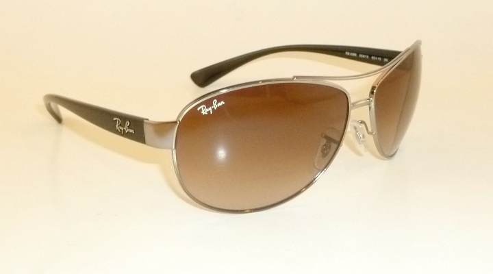 767ae42289e Ray Ban 3386 67 Mm. New RAY BAN Sunglasses Gunmetal ...