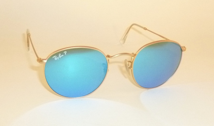 9a408a70a0959e ... official ray ban round metal rb3447 112 4l 75104 73109