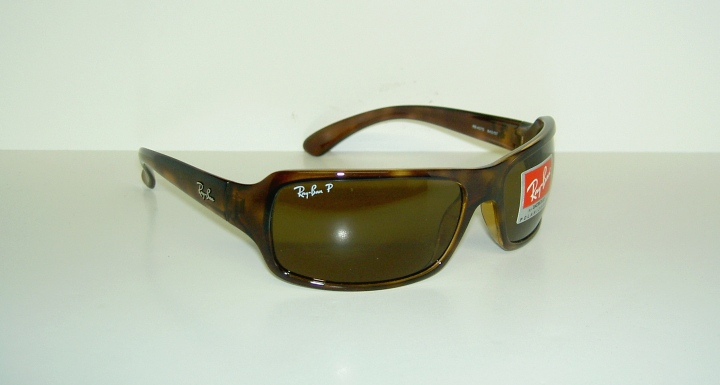 26f8410acb Details about New RAY BAN Sunglasses SIDESTREET Polarized Brown Lenses RB 4075  642 57