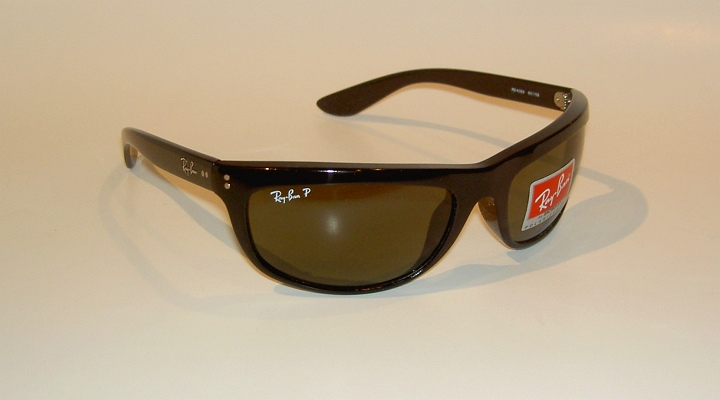 74e7ca6734 New RAY BAN Sunglasses BALORAMA Black Frame RB 4089 601 58 Glass ...