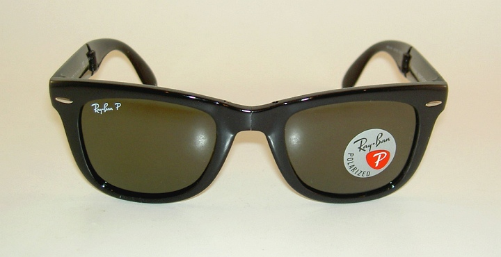 bdf55caf200 Ray-ban Rb4105 Folding Wayfarer 601 58 Polarized