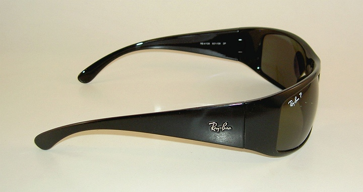 eaf2e1a5dfa Ray Ban Rb4108 Shiny Black Polarized « Heritage Malta