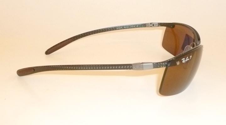 c427cfa2a8 New RAY BAN Sunglasses TECH Drak Carbon RB 8305 082 83 .