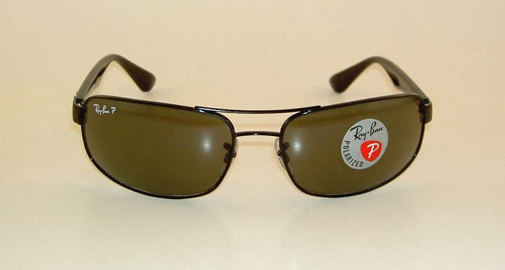 78f45ec74c7 Ray-ban 3445 Black 002 58 Polarised - Bitterroot Public Library