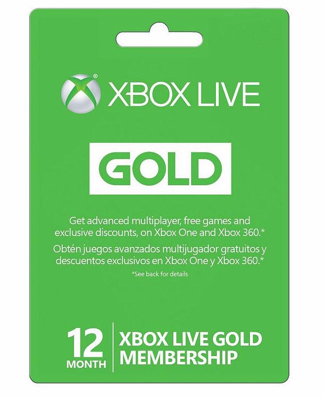 Microsoft lists the reasons you need xbox live gold on xbox one.