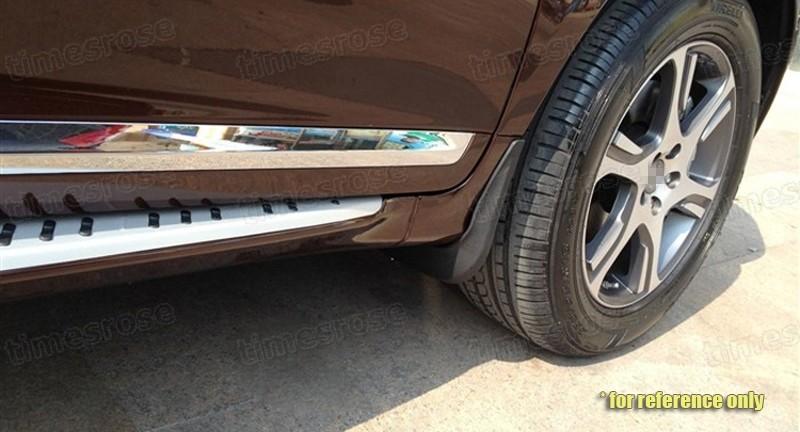 4Pcs Mud Flaps Splash Guard Fender Mudguard for Chevrolet Cruze Sedan 2009-2014