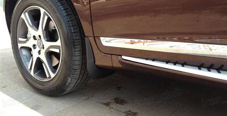 Car Mud Flaps Splash Guard Fender Mudguard for Mercedes E-Class Estate AMG Line
