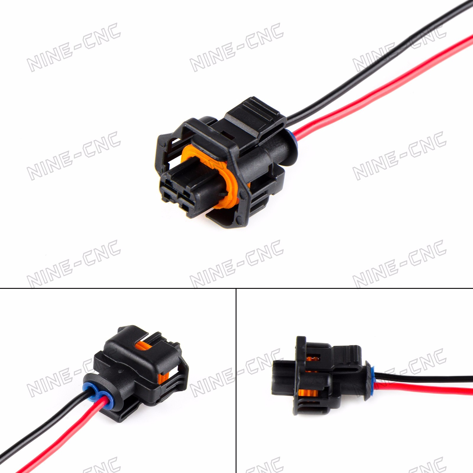 Cnc Wire Loom Wiring Harness Diesel Fuel Injector Plug Connector For Vauxhall Vectra Cdti 1600x1600