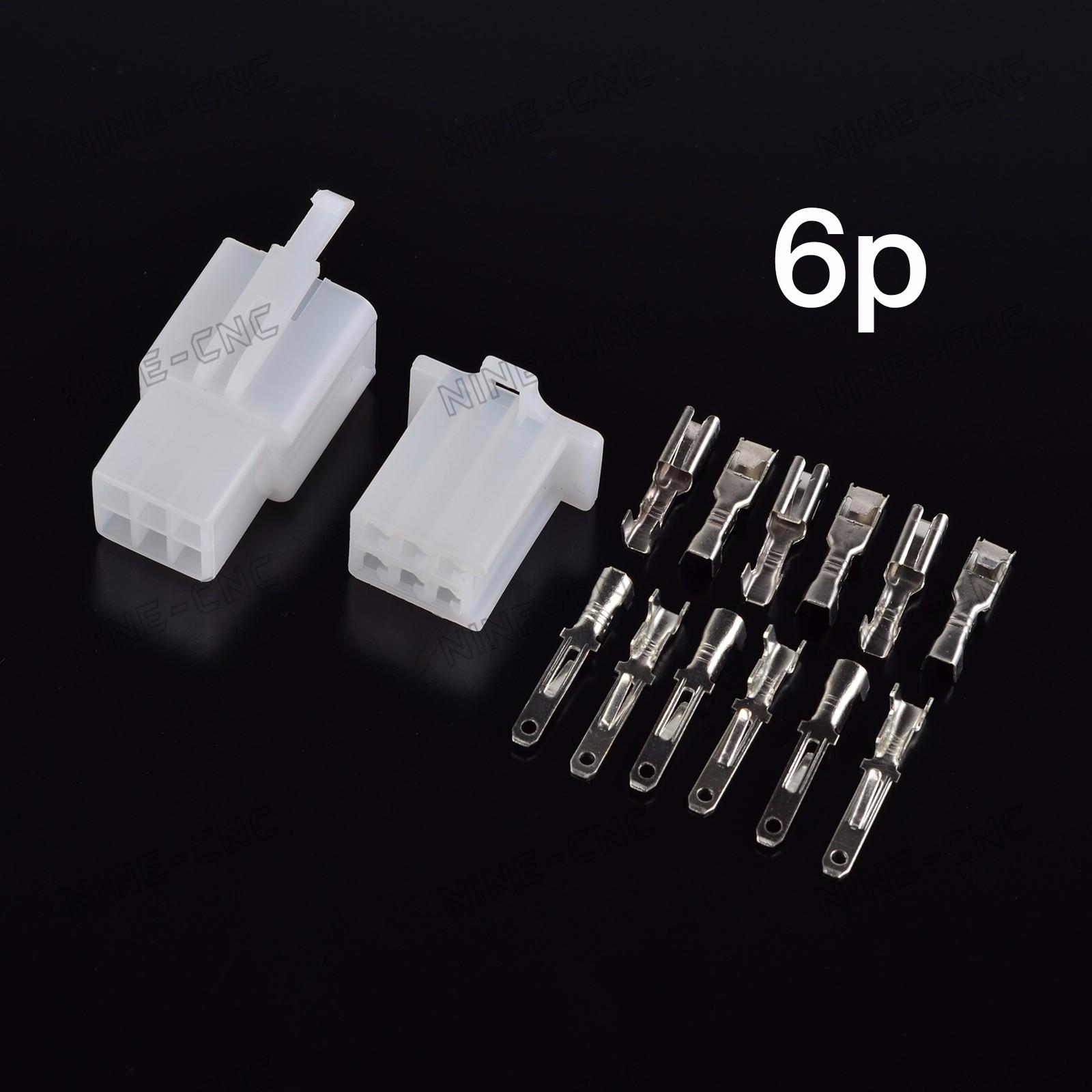 40 X Wire Splice Connector Electrical Crimp Terminal Kit For Ktm Suzuki Connectors Kawasaki