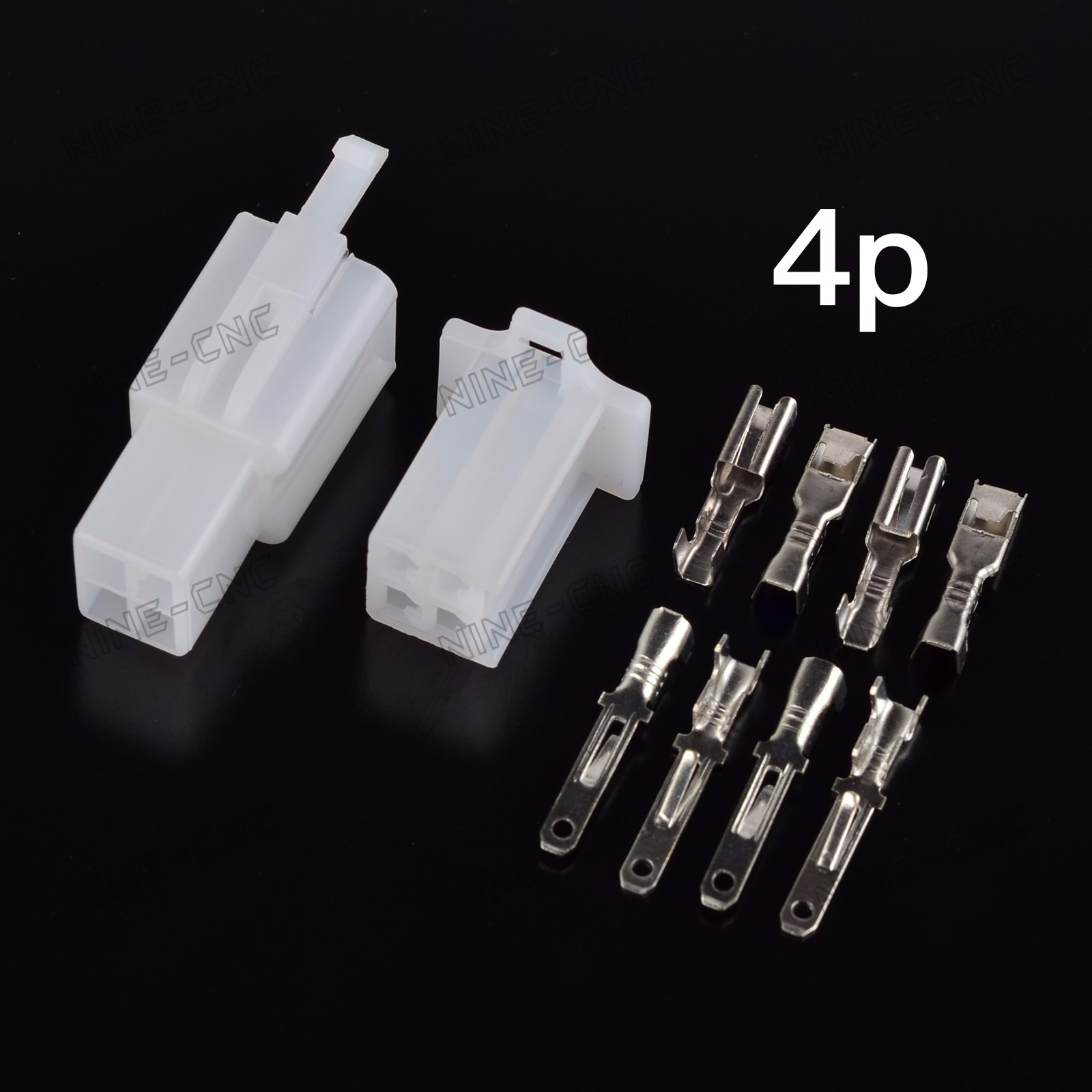 40 X Wire Splice Connector Electrical Crimp Terminal Kit For KTM ...