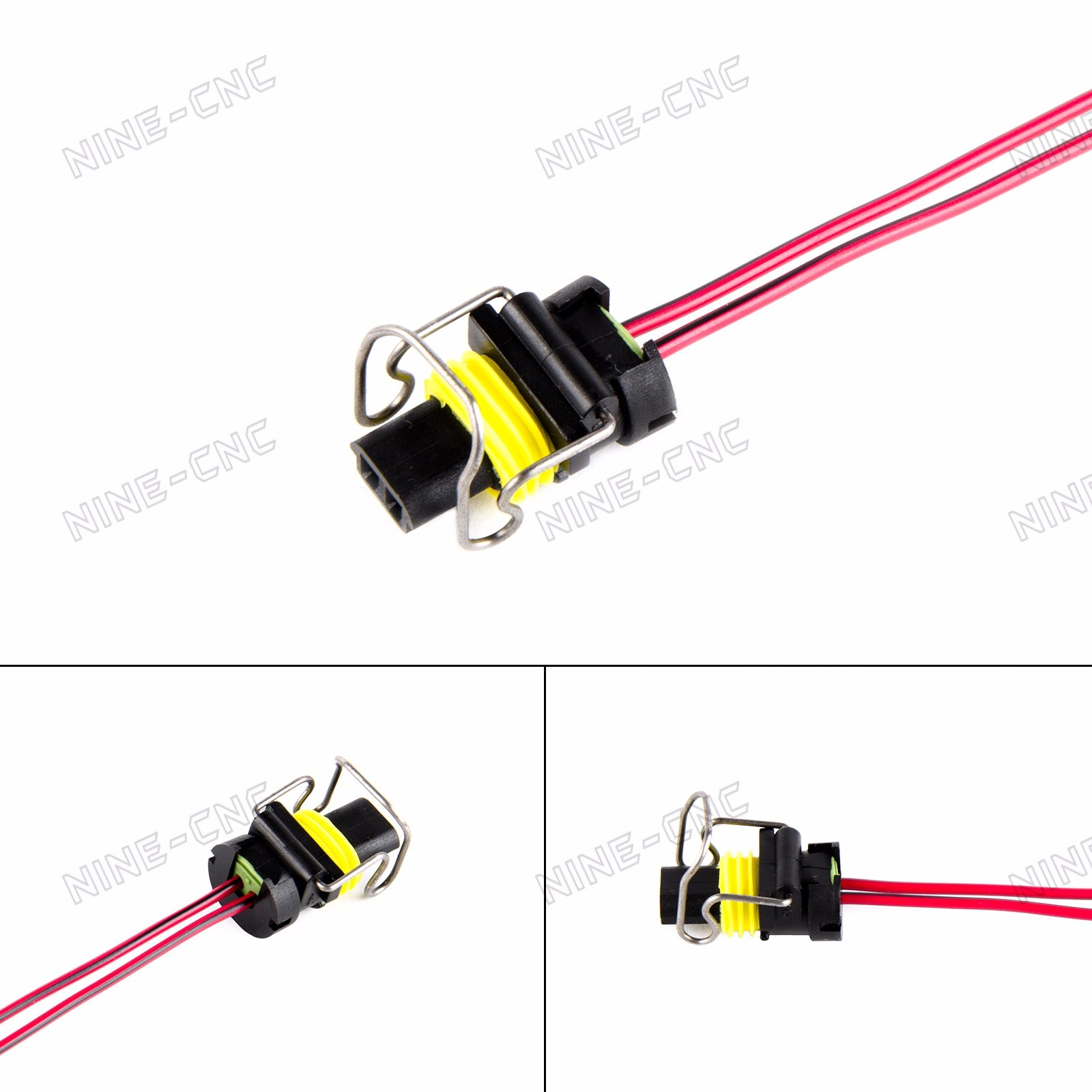 Details about Turbo VGT Solenoid Injection IPR Pigtail For Ford Powerstroke on
