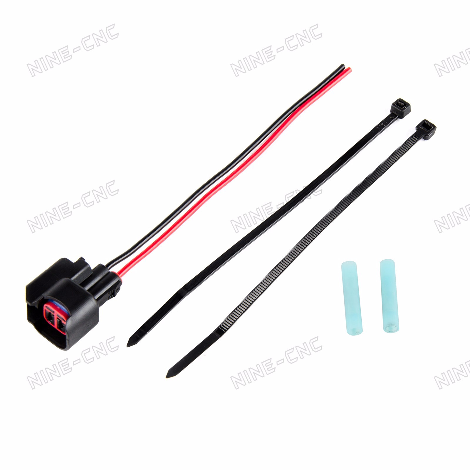 Details about Fuel Injector Pigtail Harness Repair Kit For Polaris Ranger  800 RZR 570 800