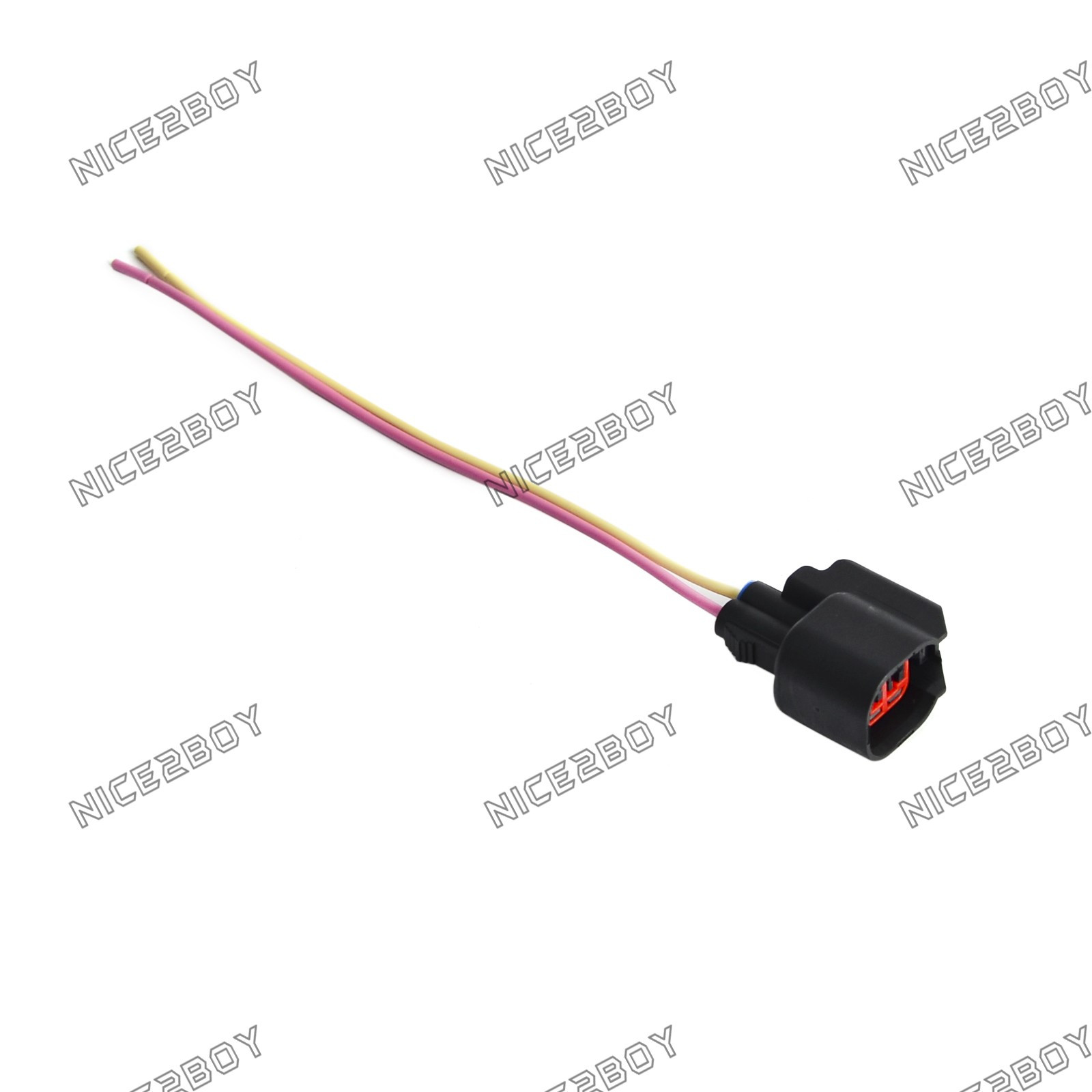 Injector Wire Harness For Any Rcbosch Ev6 Ev14 Fuel Injectors Uscar Connector