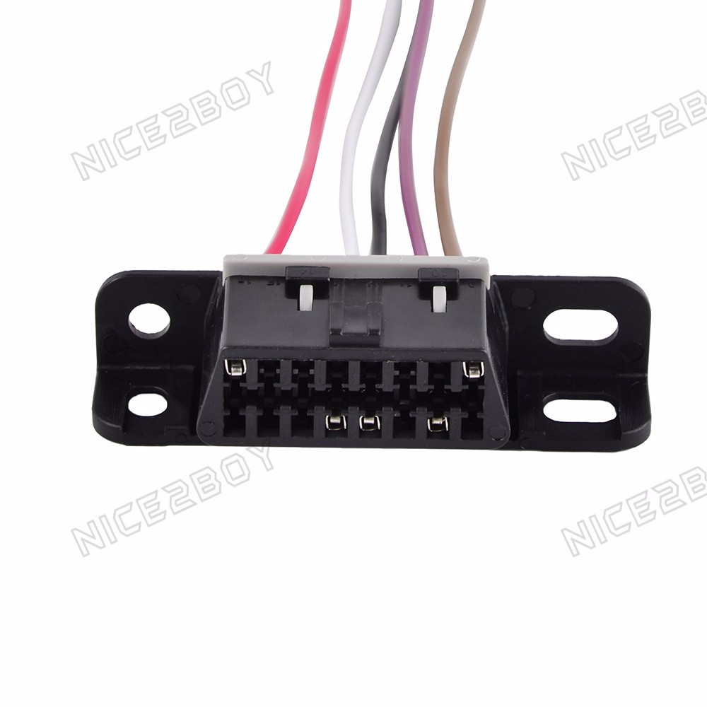 LS1 OBDII OBD2 Wiring Harness Connector Pigtail For GM Camaro Firebird  1998-2002