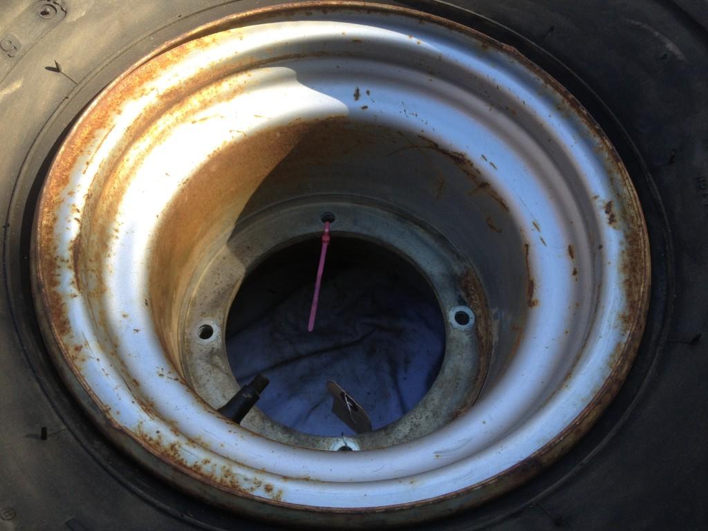 Honda ATC185 ATC185S Front Rear Back Rim Wheel Tire ATC200 1980 1981