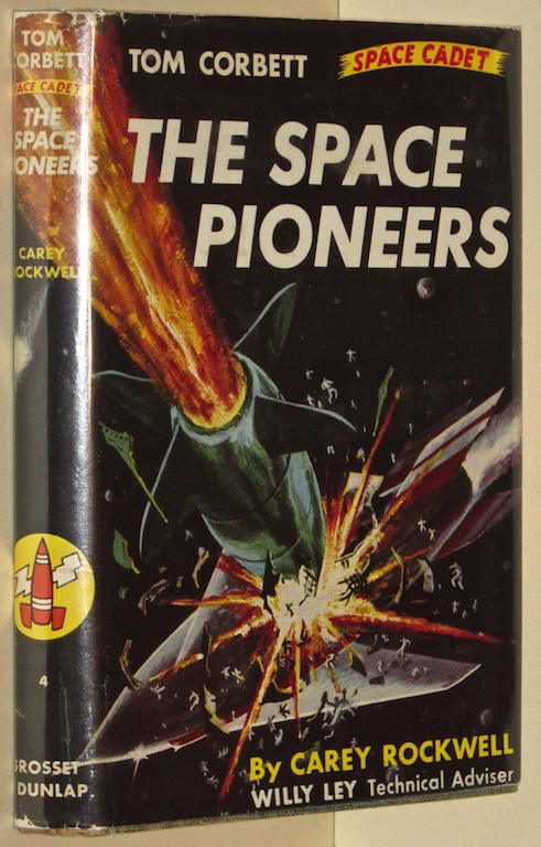 Image for Tom Corbett Space Cadet: The Space Pioneers