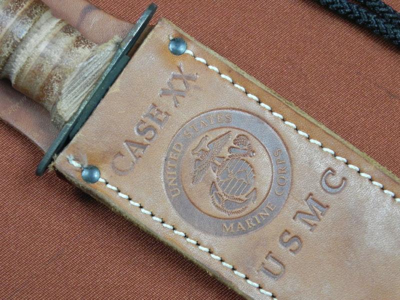 US CASE XX Bradford 1992 USMC Marine Corps Fighting Knife