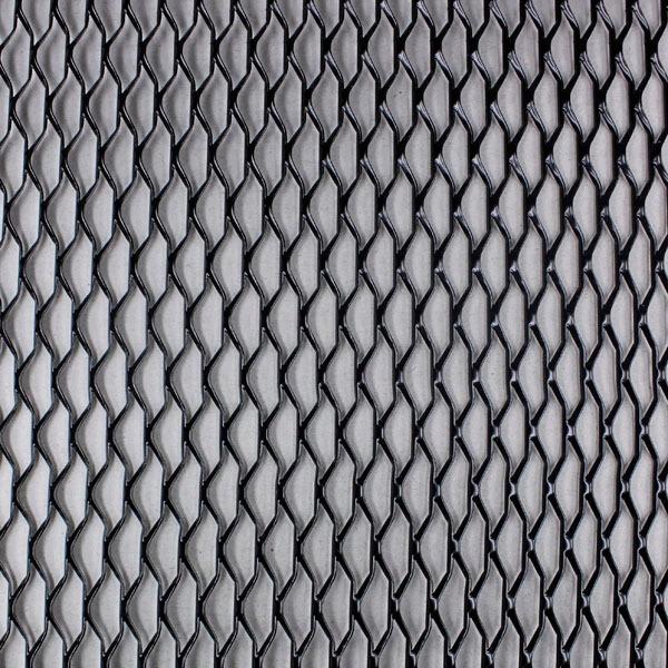 Aluminum Black Diamond Front Window Grille Grill Netting