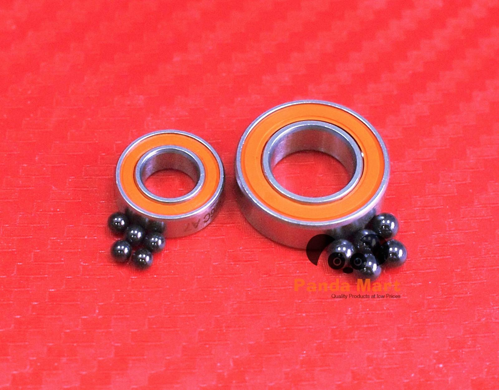 Hybrid Ceramic Ball Bearings Fits SHIMANO CALCUTTA 400B ABEC-7 Bearing SPOOL