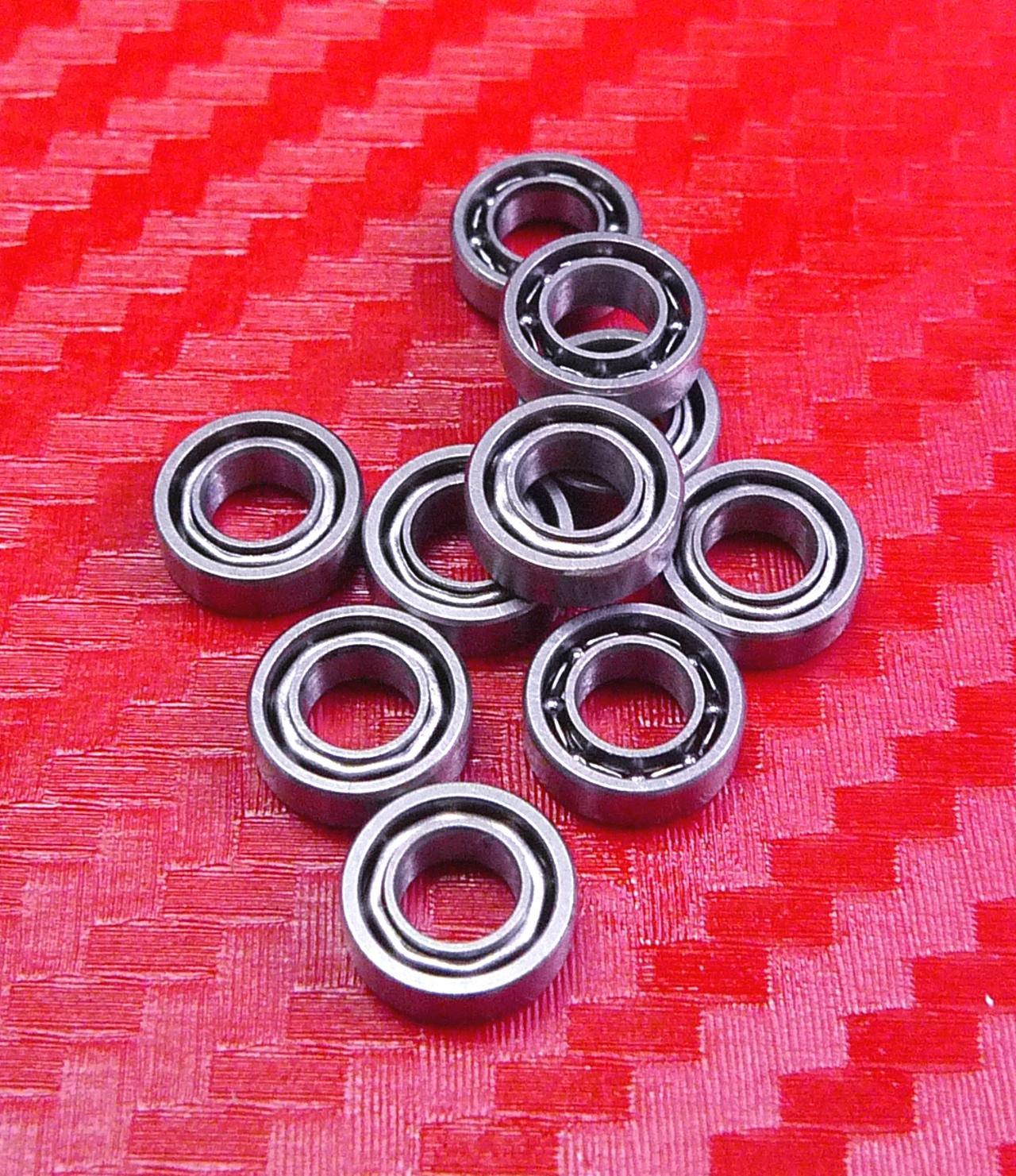 1.5x4x1.2mm Metric OPEN Ball Bearing 1.5*4*1.2 Free Shipping 10pc 681X