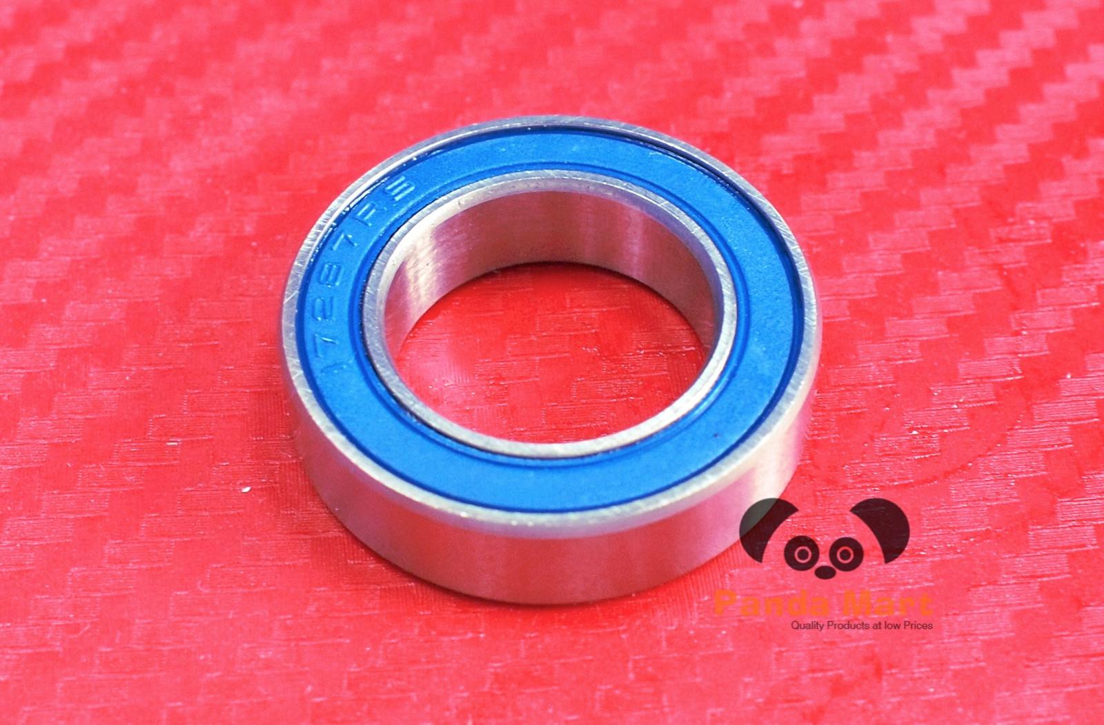 Rubber Ball Bearing Bearings 6805RS//W6 25*37*6 10pc 6805-2RS//W6 25x37x6 mm