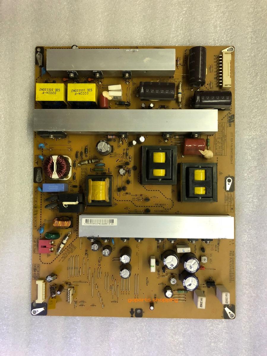 Original LG LG50PJ350C-TA Power Board 3PAGC10015A-R EAX61397101//13