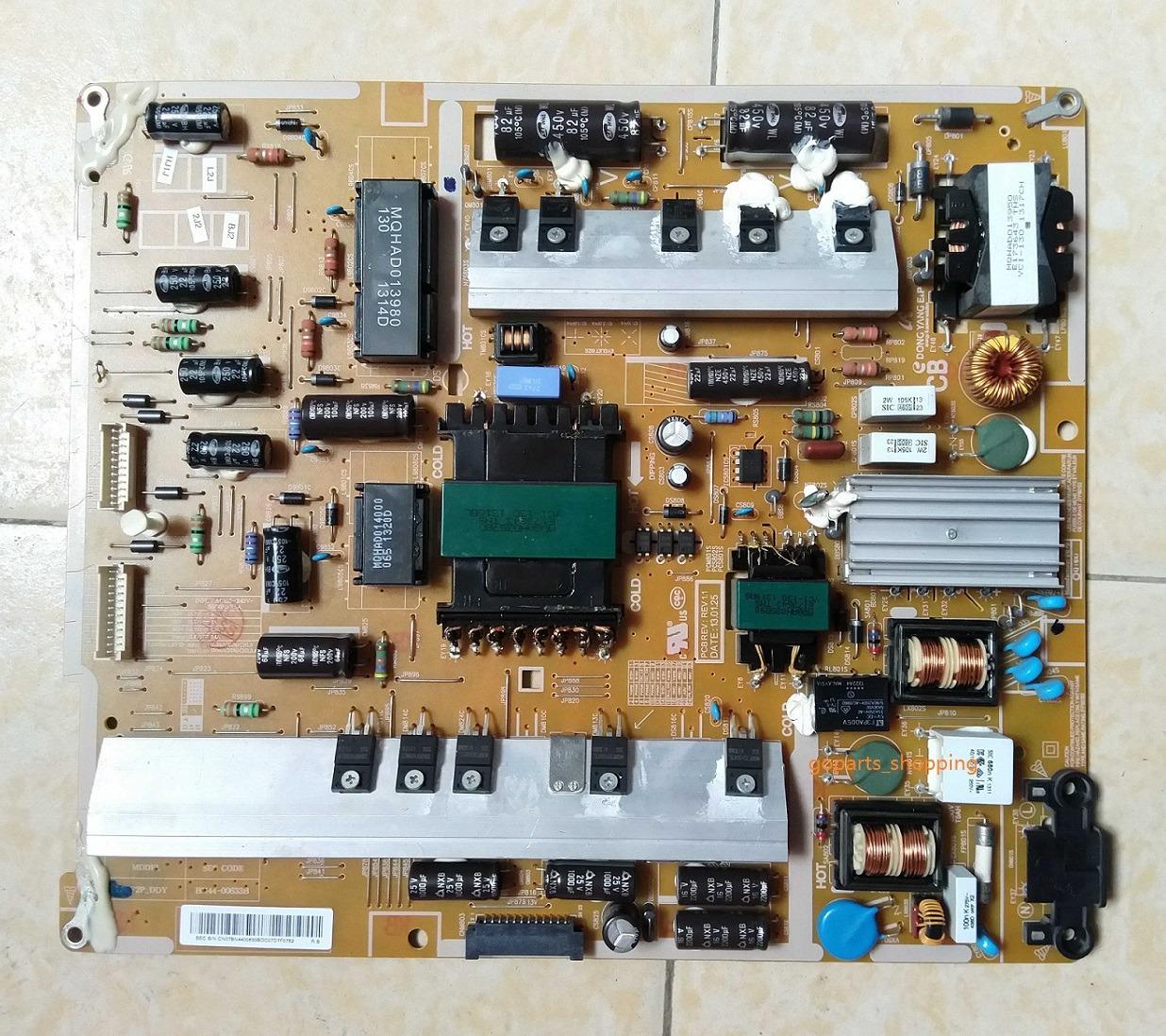 Original Samsung BN44-00633B BN44-00633A L55F2P/_DDY Power Board