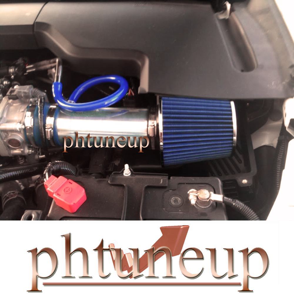 BCP BLUE For 07-14 TL 3.5 V6 /& 2010 TL AWD 3.7 V6 Racing Air Intake Kit Filter