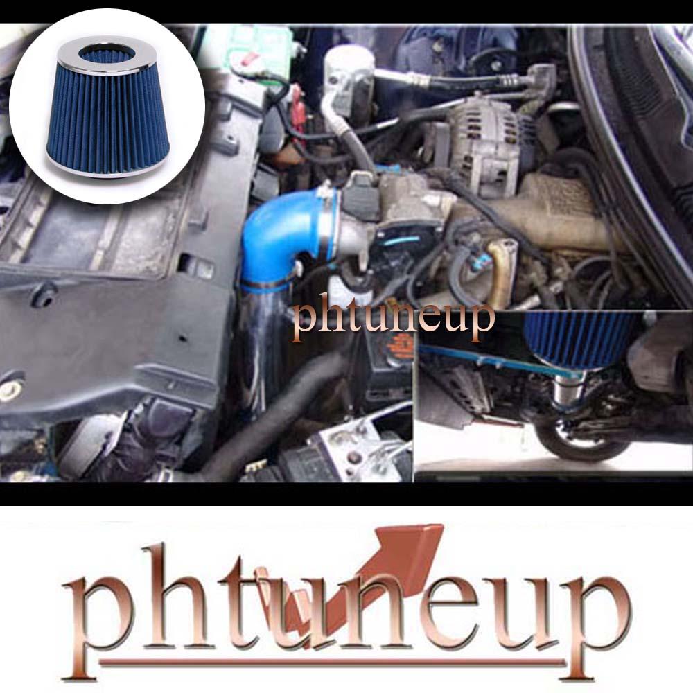 BLUE 1998-2002 CHEVY CAMARO PONTIAC FIREBIRD 3.8 3.8L V6 ...