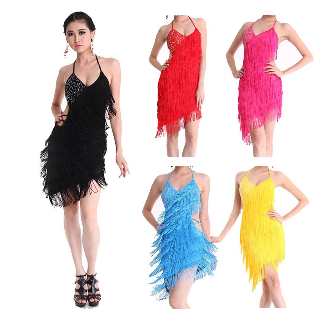 low priced 9b1a8 623c6 Ebay abiti da ballo latino americano – Abiti donna