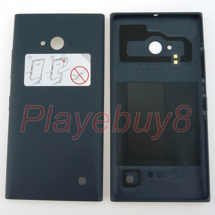 newest acca5 9ab9f Details about New Original Housing Battery Back Cover Shell Case For NOKIA  Lumia 730 735
