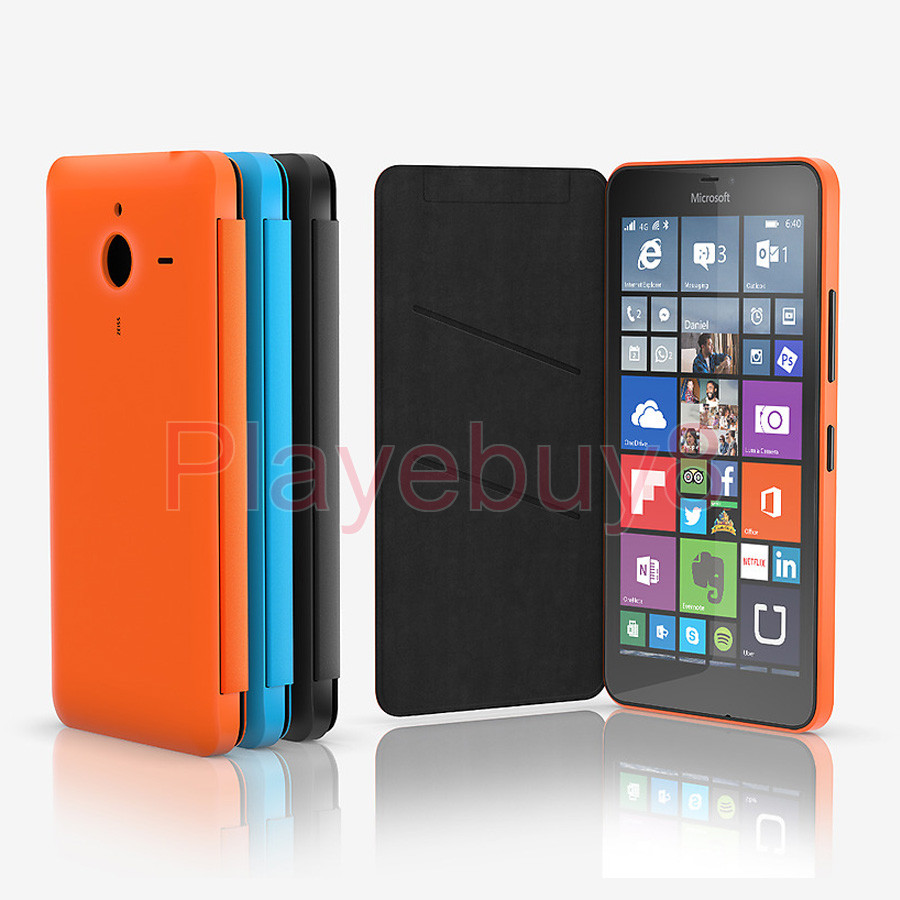 online store 47ca2 cd648 Details about Original OEM Flip Shell Case Back Cover For Microsoft 5.7