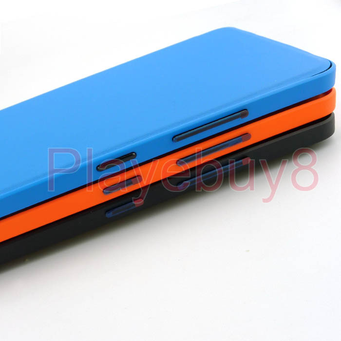 online store b64cf 2d18a Details about Original OEM Flip Shell Case Back Cover For Microsoft 5.7