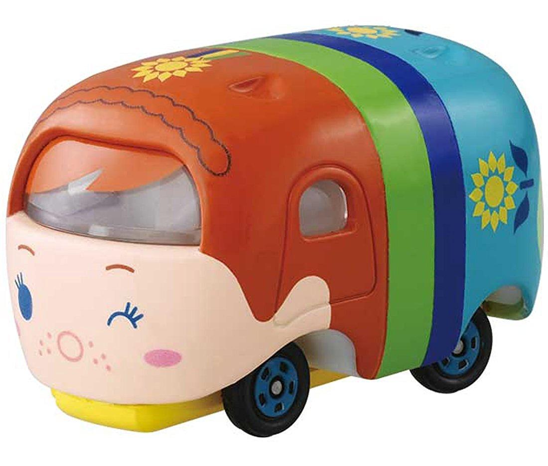 Sulley Sullivan Real Authentic Tomica Disney Motors Tsum Tsum Mini Car Figure