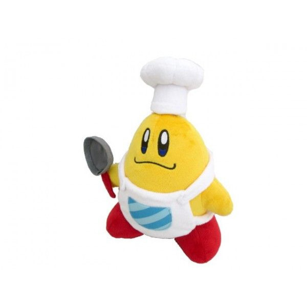 "Sanei Kirby Adventure All Star Collection Kp01-5.5/"" Kirby Stuffed Plush"