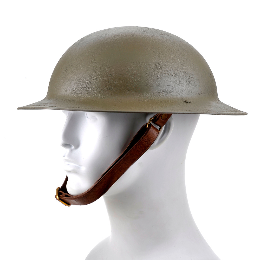 Us Ww1 Helmet M1917 Doughboy Brodie Helmet Ebay