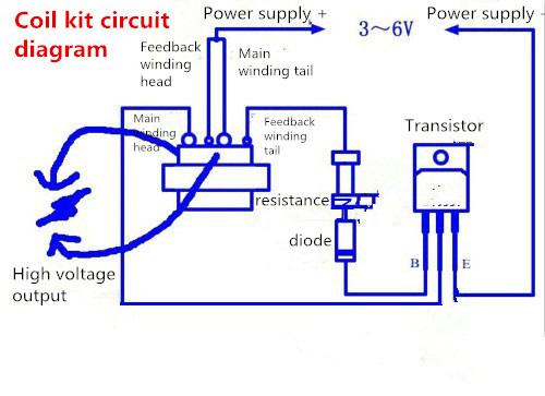 15kv step up module high frequency inverter high voltage generator rh ebay com