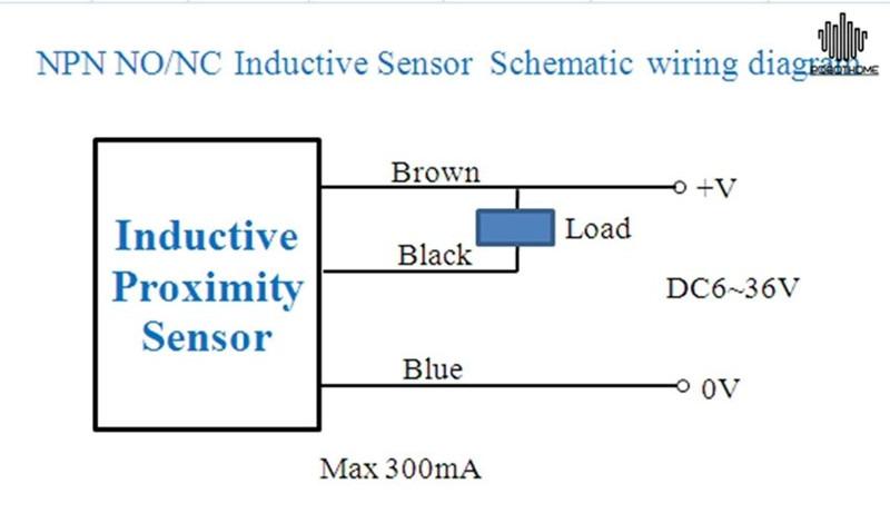7031.3 10pcs pl 05n 2 inductive proximity sensor switch npn no for fotek npn sensor wiring diagram at crackthecode.co